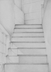 North Stair, 2011, 41 x 28 cm, graphite on Stonehenge paper