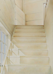 North Stairs, 2010, 100 x 68 cm, acrylic on panel