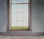 Tower Window, 2006, 96 x 108 cm, acrylic on panel